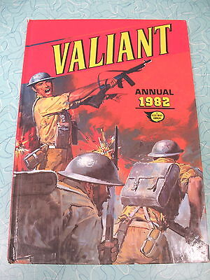 Valiant Annual  1982
