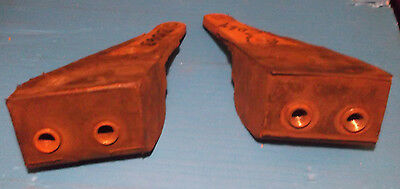 1948-1954 Pontiac & Kaiser Rear Motor Mounts NOS Hydramatic