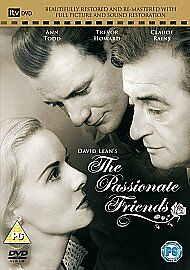 The Passionate Friends (DVD, 2008) NEW AND SEALED REGION 2
