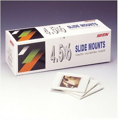 Matin M-9425 SLIDE MOUNTS 6x4.5/50ea