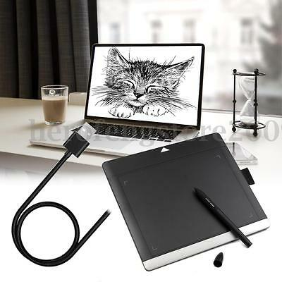 Professional Graphic Drawing Painting Design Pen Tablet Slim Board Digital Pad