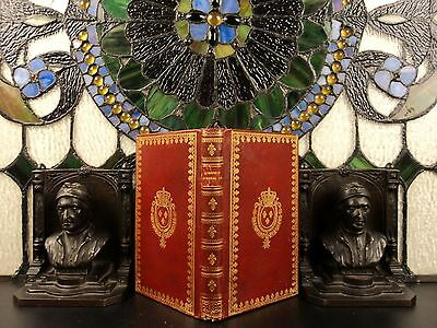 1790 Spirit of Henry IV King of France Bourbon ARMS of Louis XVI Moroccan French