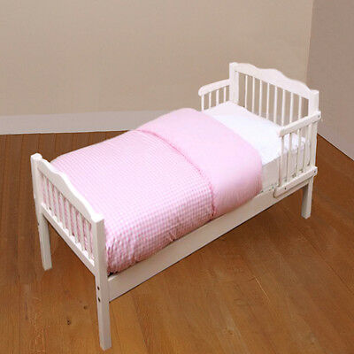 New 4Baby White Sara Junior Toddler Bed
