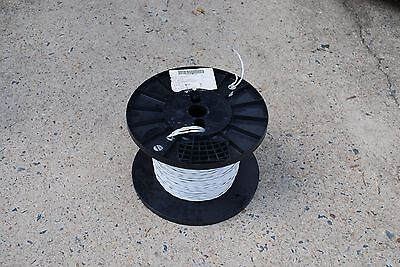Shielded 20 Awg Twisted Pair Wire  M27500-20Te2T14 100' Run New