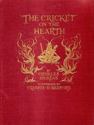 DICKENS, Charles - THE CRICKET ON THE HEARTH