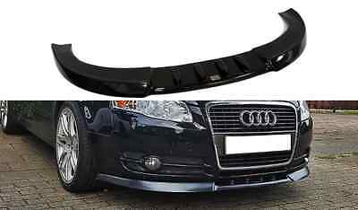 Cup Spoilerlippe Front Diffusor Audi A4 B7 ver.1