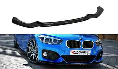 Cup Spoilerlippe Front Diffusor BMW 1er F20 M Performance Facelift