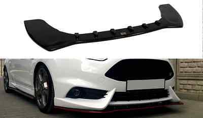 Cup Spoilerlippe Front Diffusor FIESTA MK7 ST Facelift 2013+