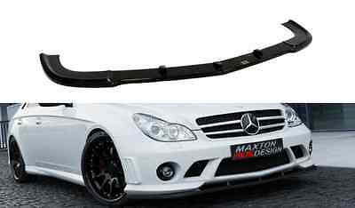 Cup Spoilerlippe Front Diffusor Mercedes CLS C219 - W204 AMG Look