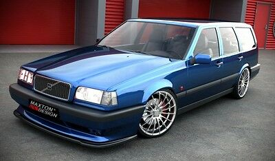 Cup Spoilerlippe Front Diffusor VOLVO 850 R
