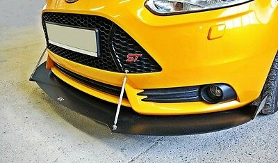 Racing Cup Spoilerlippe Front Diffusor Spoiler Ford Focus ST MK3 VERSION 2