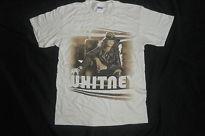 NEW L WHITNEY HOUSTON Nothing But Love 2010 Tour Concert Tee Shirt Top T-Shirt