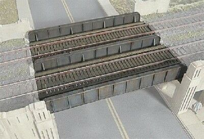 HO Plate Girder Bridge Structure Set - Walthers Cornerstone #933-2948