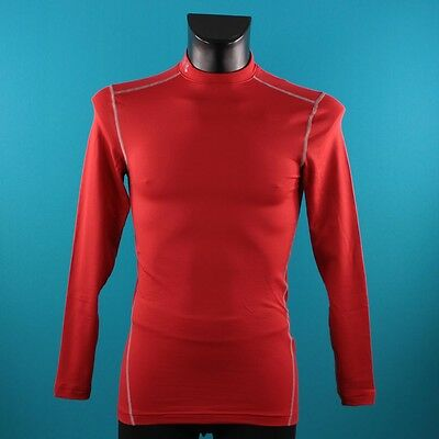 Under Armour Cold Gear Mock T-Shirt Intimo Uomo 1265648 600