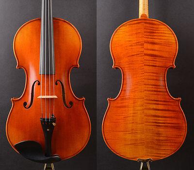 "Big Viola ! A M19+ Viola 17.5"" Very Good Tone,Body length 446MM"