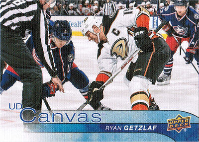 16/17 2016 UPPER DECK SERIES 1 HOCKEY UD CANVAS CARDS (C1-C44) U-Pick From List