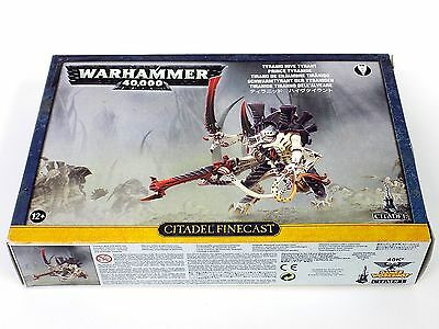40k Tyranids Finecast TYRANID HIVE TYRANT Boxed Set OOP but £33 at GW 36311