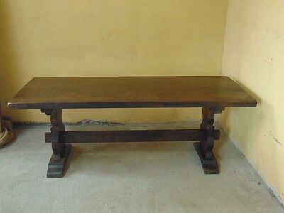 Super Thick Top Dinning Table (Aw818)