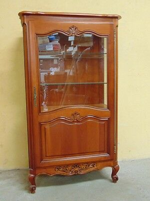 Display cabinet VITRINE  Louis XV Style   (AW721)