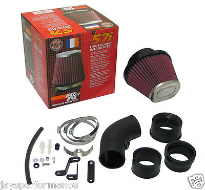 KN AIR INTAKE INDUCTION KIT (57-0618-1) FOR AUDI A3 1.4 TFSi 2008 - 2012