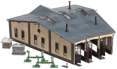 FALLER 120277 Roundhouse with drive component - H0 1:87