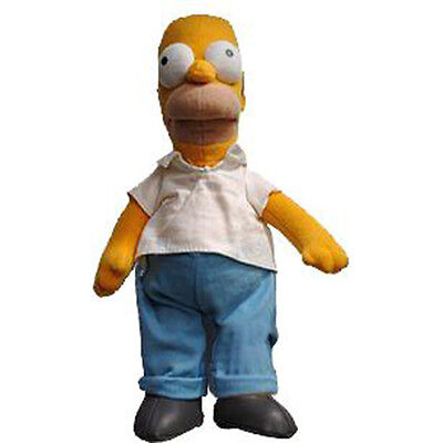 THE SIMPSONS - Homer Simpson 28cm Plush (United Labels) #NEW