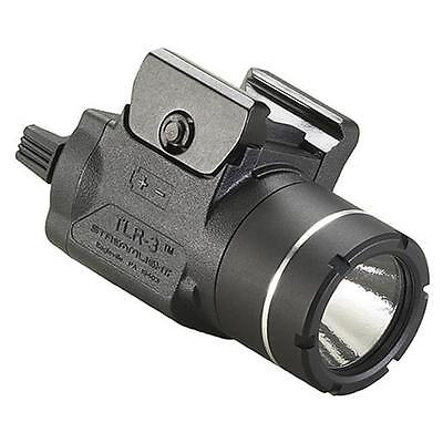 Streamlight TLR-3 Compact Rail Mounted Tactical Light 90 Lumens C4 LED Black