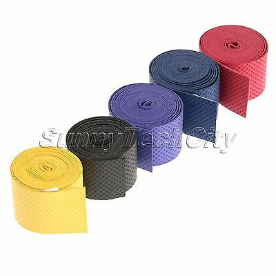 """Poly Urethane Anti Slip Outdoor Sport Sweat Absorption Band Grip Tape Wrap 43.3"""""""