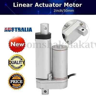 12V 900N Linear Actuator Motor Adjustable Electric Industry Heavy Duty Lifting