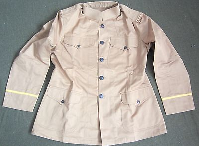 Wwi Us Army Officer M1912 Summer Combat Field Tunic-Xlarge