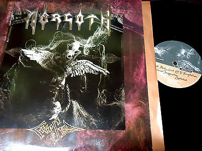 "MORGOTH - Cursed, LP 12"" GERMANY 1991"
