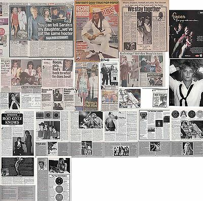 Rod Stewart : Cuttings Collection