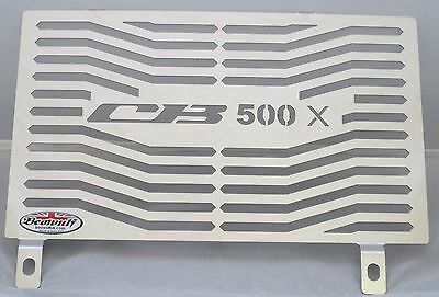 Honda Cb500X (13-16) Beowulf Radiator Protector, Guard, Grill, Cover H030 L