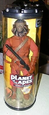 Hasbro Signature Series1999 Planet Of The Apes Gorilla Soldier £10.00 Buy It Now