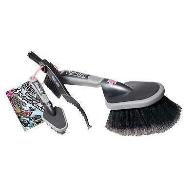 Muc-Off Superbike 3 Brush Set, Motorcycle / Bike Cleaning MUC220