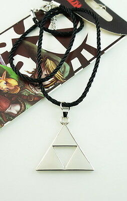 The Legend Of Zelda - Collier / Necklace Link Triforce