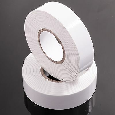 5.6M LONG FOAM DOUBLE SIDED TAPE Scrapbooking/Layer/Craft/Sticky Pad Roll White