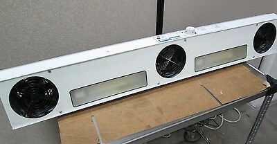 Simco 4005306 Aerostat Guardian Ionizing Air Fan,120VAC 2.5A, Heater Not Working
