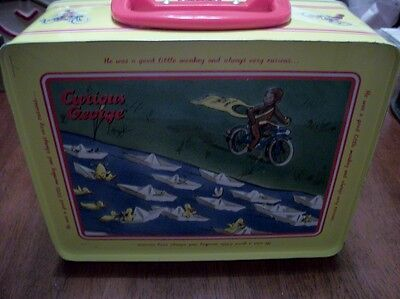 Curious George**keepsake Lunch Box**collection