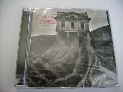 Bon Jovi - This House Is Not For Sale - Cd Sigillato Jewelcase 2016