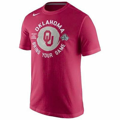 bb7ef84fda2 NIKE Oklahoma Sooners ncaa Basketball Jersey Shirt Adult MENS MEN S  (L-LARGE)