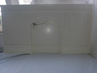 "1:6 scale recess wall for 12""-14"" doll such as Barbie Fashion Royalty Blythe"