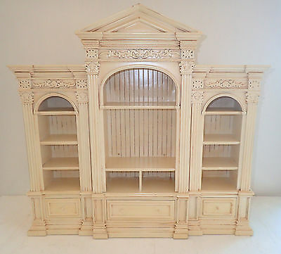 "1:6 scale shelf unit for 12""-14"" doll such as Barbie Fashion Royalty Blythe"