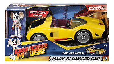 Danger Mouse Mark IV Danger Car  *BRAND NEW*