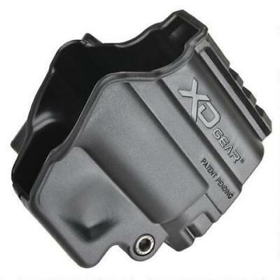 Springfield Armory XD3501BH XD Gear Belt Holster Right Hand Black Fits XD
