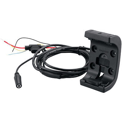 Garmin 010-11654-01 AMPS Rugged Mount w/Audio/Power Cable