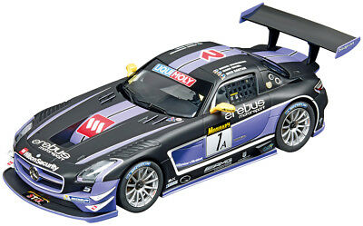 Carrera Auto Digital 124 MERCEDES-BENZ SLS AMG GT3 EREBUS NO.1A, 23812