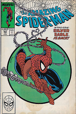 Amazing Spider-Man #301 Vg++