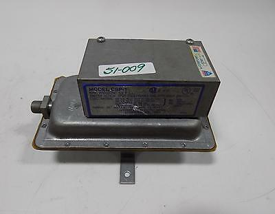 Interstate Electric Mfg Spdt Cooling/Heating Appliance Switch Csp-1