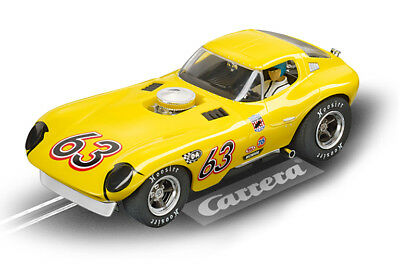 Carrera Auto Digital 124 Bill Thomas Cheetah No.63, 23783